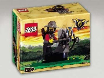 [해외] LEGO (레고) KNIGHTS KINGDOM DEFENSE ARCHER 4801 블럭 장난감 (병행수입)