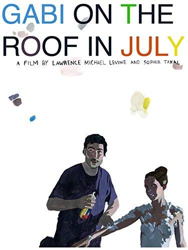 Chamberlain Cloths - Gabi on the Roof in July