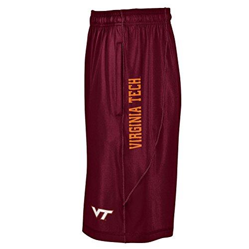 Under Armour NCAA Virginia Tech Hokies Men's Raid Shorts, Medium, ()