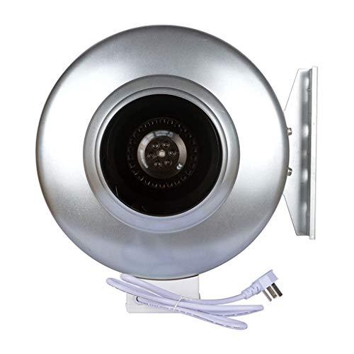 LITING Exhaust Fan Ventilation Fan Industrial Circular Duct Fan Ceiling Exhaust Fan Powerful Exhaust Fan