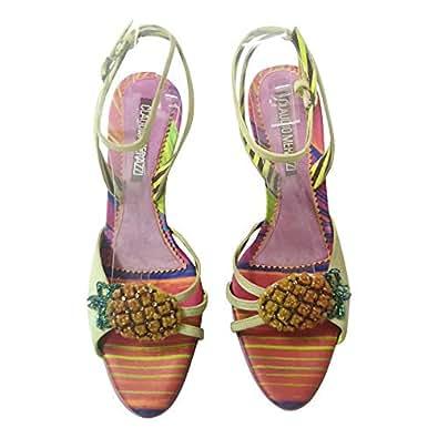 Claudio Merazzi High Heel Shoe (Size 36) [Multi]