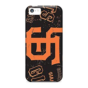 New Premium YuN96TKlp Cases Covers For Iphone 5c/ San Francisco Giants Protective Cases Covers