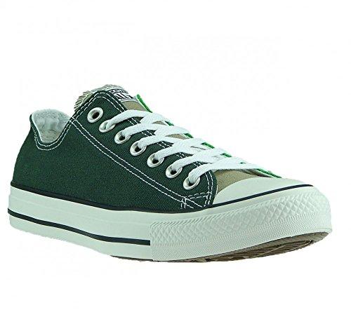 Zapatos de All Star Classic EN Tejido Verde Botella 142392C - verde