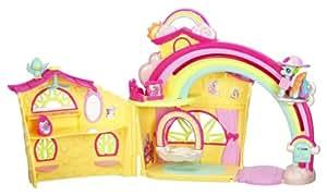 My Little Pony Ponyville Rainbow Dash House