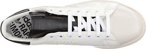 adidas Raf Simons Unisex Raf Simons Stan Smith Optic White/Core White/Black/Talc 9 Women/8 Men M US