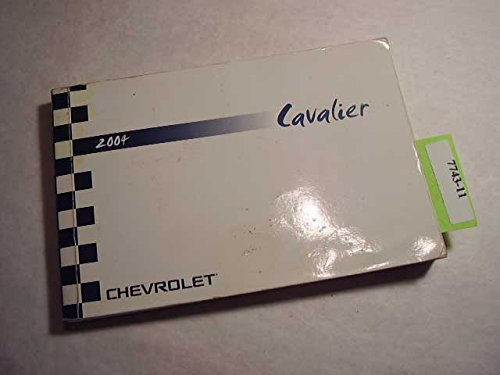 2004 Chevrolet Cavalier Owners Manual