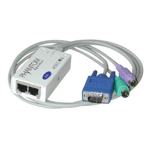 TRIPP LITE Minicom PS/2 Remote Unit for Phantom Specter K...
