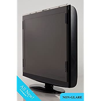 23 24 inch anti blue light vizomax monitor tv screen protector for lcd led. Black Bedroom Furniture Sets. Home Design Ideas
