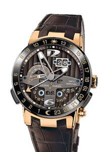 Ulysse Nardin 322-00 - Reloj de pulsera hombre