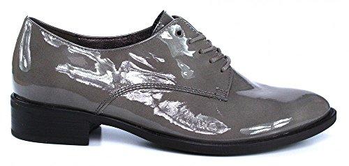 Gabor Zapatos De Cordones Gris