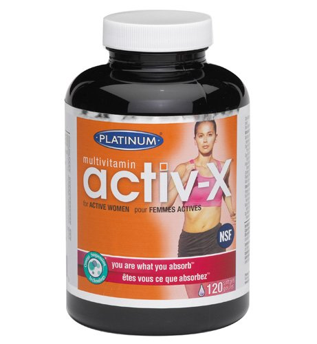 Platinum Multi Active-X Women 120 -
