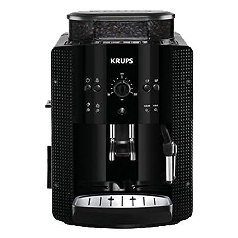 Krups YY8125FD - Cafetera (Independiente, Totalmente automática, Espresso machine, De café molido