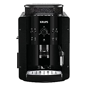 Krups YY8125FD Machine à Expresso Automatique avec Broyeur à Grains  Essential Cafetière Café Grains Pression 15 2a7835d4b9b6