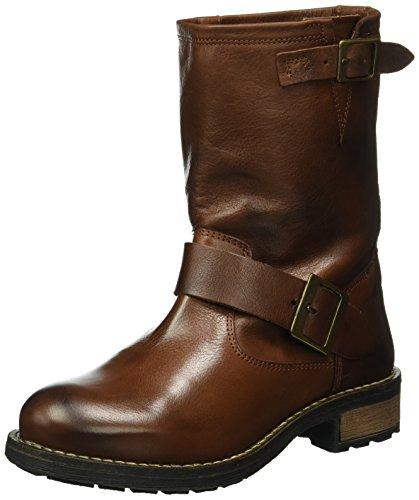 Buffalo London - Botas de otras pieles mujer marrón - Marron (Brown 01)