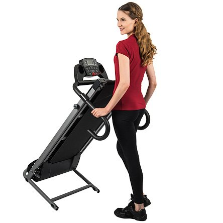 AuWit 1100W Series Electric Motorized Folding Treadmill (Black) by AuWit (Image #6)
