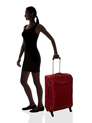Rojo Para Roncato Mochila Mujer Oscuro Bolso 0TETgxIwq