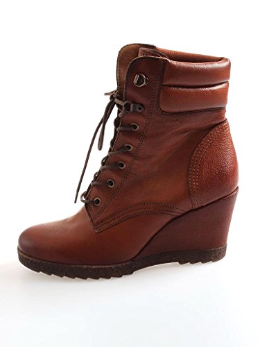 6025 Shoes Brown Boots Ankle Leather Women Boots Isabelle Winter For 7PRzwXq