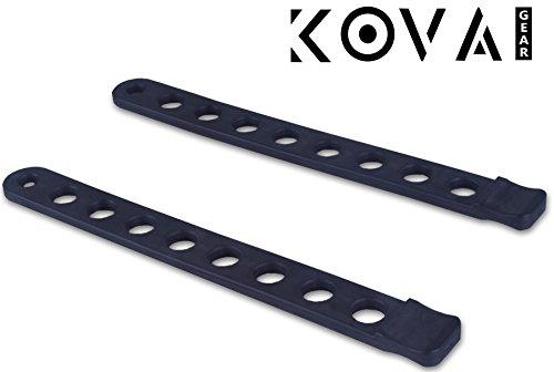 Kova Gear Pair of Replacment Bike Carrier Rubber Straps