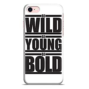 Loud Universe iPhone 8 Case Wild Young Bold Slim Wrap Around iPhone 8 Cover
