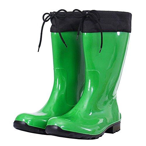 Cardiff En Caoutchouc Welly vert 36 Pour Femme Taille Krexus Bottes Imprim 42 B gx0wqRxa