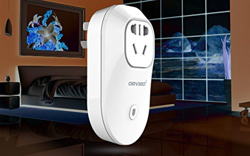 Orvibo Smart Wifi Home Automation Remote Control Switch Socket iPhone Android