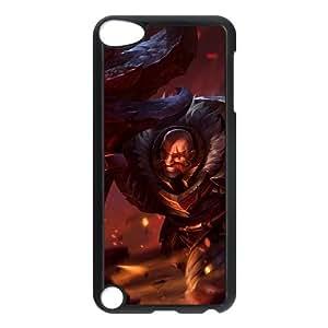 iPod Touch 5 Case Black League of Legends Dragonslayer Braum UN7296917