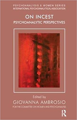 On Incest (Psychoanalysis and Women Series)