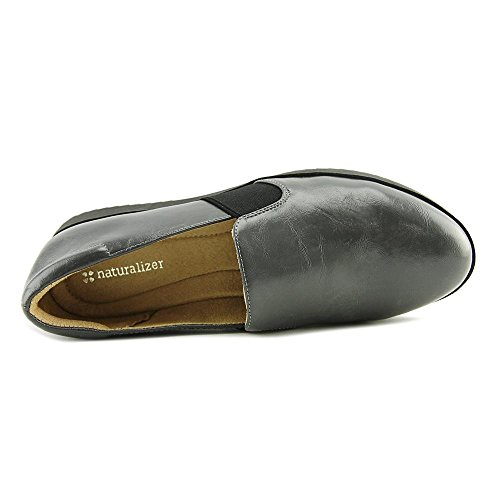 Mocasín Piel Suma Naturalizer Smooth Charcoal qEPx5wHOg