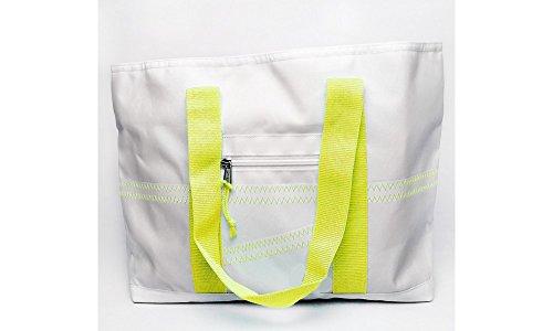 SailorBags Cabana Tote Bag   Medium (Yellow)