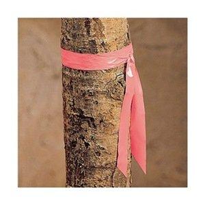 Taffeta Flagging Tape, Pink, 300 ft x 1 In