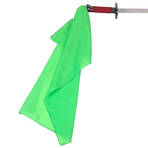 Broadsword Long Sash - Green