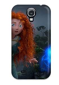 Hot 9004993K21843369 premium Phone Case For Galaxy S4/ Brave 36 Tpu Case Cover