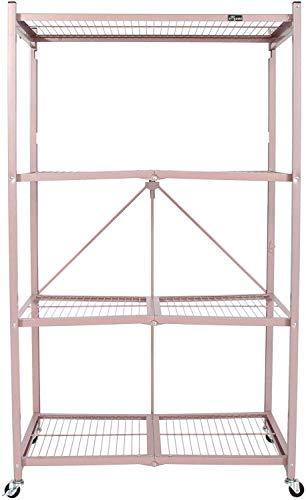 Origami 4 Shelf Foldable Storage Unit on 3