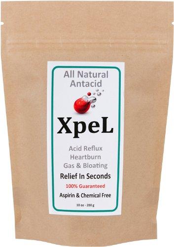 Reflux acide rapide soulagement - XpeL - 10 Oz