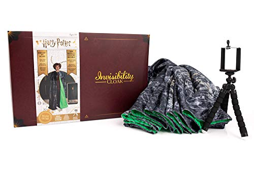 WOW! Stuff Collection Harry Potter Invisibility Cloak Deluxe Version