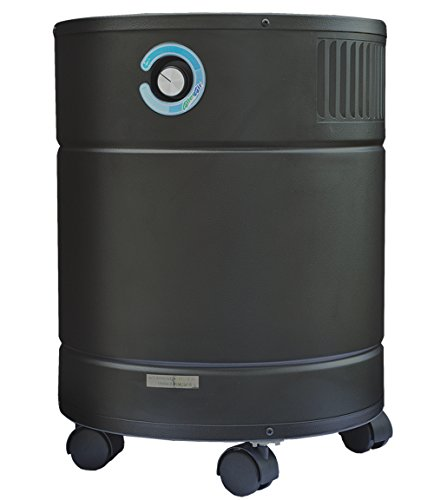 AllerAir Airmedic Pro 5 Ultra Vocarb UV Air Purifiers, White, Black, Sandstone, (Vocarb Uv Air Purifier)