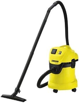 Kärcher WD 3500 P - Aspirador, 220-240 V, 1400 W, 340 x 390 x 505 mm, 5700 g, color negro y amarillo: Amazon.es: Bricolaje y herramientas