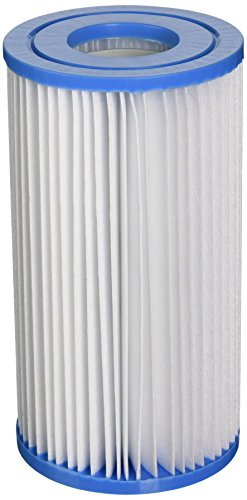 Unicel C-4607 Replacement Filter Cartridge for Coleco F-120/DR-7, Krystal Klear Models 108R/12, Intex Sand-n-sun, Wet Set, Easy Set Size A or C, Aqua Leisure Size 2