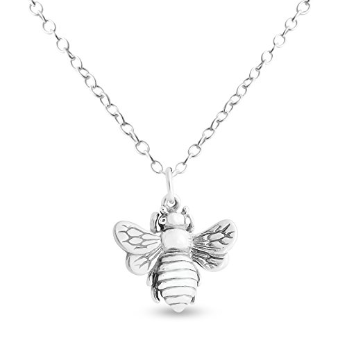 Sterling Silver Bumble Bee - 7