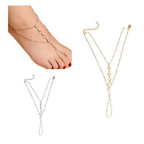 Foot Body Jewelry - 2