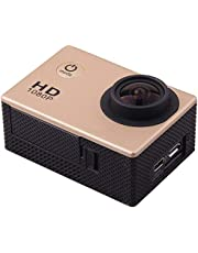 SJ4000 واي فاي 12 ميجابيكسل فل اتش دي ضد الماء اكشن كاميرا رياضية DV كاميرا فيديو CMOS H.264 من روبيك - ذهبي