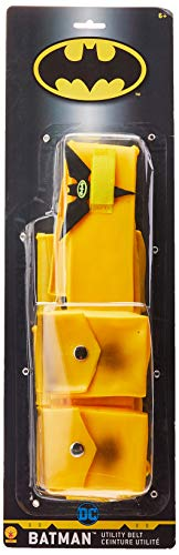 Rubies Yellow Batman Utility Belt with Bat Gear -