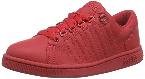 Lozan Zapatillas Mujer Monochorome Swiss K Rojo III 4Pqw5ICqnx