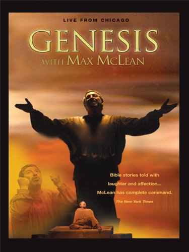 Genesis with Max McLean by