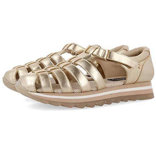 e265d00a4 Gioseppo Para Mujer Zapatillas 49131 oro Dorado 000 CgwC0rq