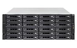 QNAP 24 Bay 4U NAS i3 4GB iSCSI (TS-EC2480U-i3-4GE-R2-US)