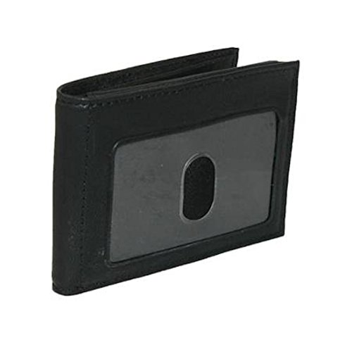 Buxton Mountaineer Credit Card Billfold (Black) (Buxton Mountaineer Credit Card Billfold)