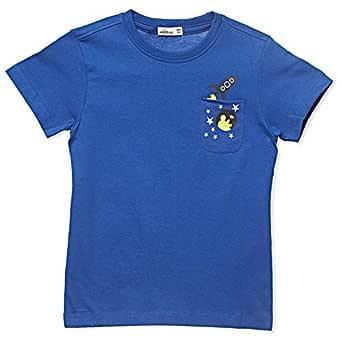 Adams Kids True blue Round Neck T-Shirt For Boys, 6 Years