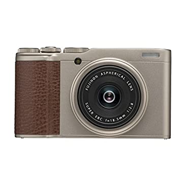 Fujifilm XF10 Digital Camera Champagne Gold
