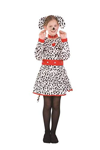 RG Costumes Dalmatian Costume, Child Medium/Size 8-10 -